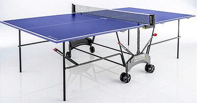 Kettler Axos Outdoor 1,Outdoor Tischtennisplatte blau/weiß, TT-Platte wetterfest gebraucht kaufen  Kerpen