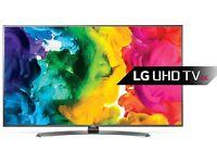 BRAND NEW LG 43UH661V 43 Inch SMART 4K Ultra HD HDR LED TV Freeview HD Freesat HD WiFi