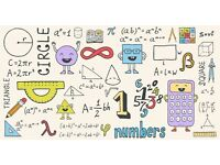 Private Maths Tuition for KS2, KS3, GCSE and AS