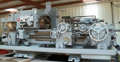 Warner Swasey 2a Square Head Turret Lathe With Nice Accessories Options