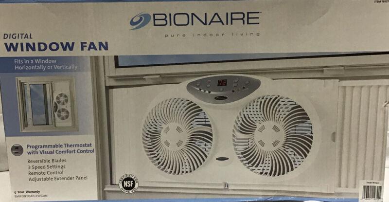 Bionaire Digital Window Fan