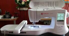 Singer SE300 sewing & embroidery machine
