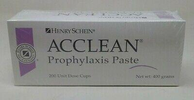 Henry Schein Acclean Prophylaxis Paste 400 Grams