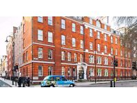 Studio suite in Kings Cross, WC1H 9QS, furnished, excellent location, fist floor, AVAILABLE NOW