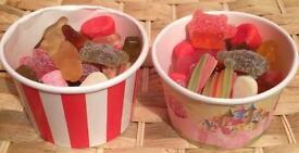 Sweetie tubs