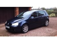 VW Golf GT TDI Hatchback