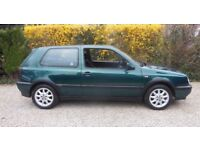 VW GOLF GTi - 1 OWNER SINCE NEW - GREAT RUNNER - MOT TAX - BARGAIN