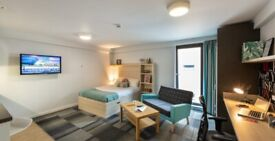 STUDENT ROOMS TO RENT IN LIVERPOOL. STUDIO WITH COMFY BED,PRIVATE BATHROOM, KITCHEN