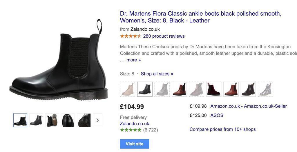 87ec33ebba45 Amazon Dr Martens Chelsea – Idea di immagine del club fc