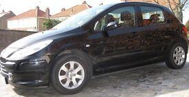 Peugeot 307 1.4 petrol 5 dr
