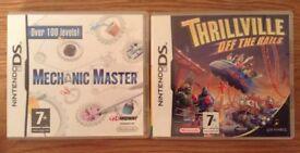 Nintendo DS Games X 2