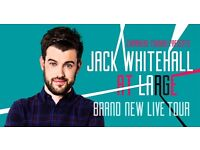 Two Tickets for Jack Whitehall At Large