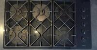 """36"""" Bosch gas cooktop"""