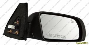 Door Mirror Power Passenger Side Heated Signal Coupe 3.5L Nissan ALTIMA 2008-2012