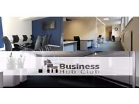 Co-sharing office space in fun, friendly office - from £71.50 per week ONLY £10.00 per day