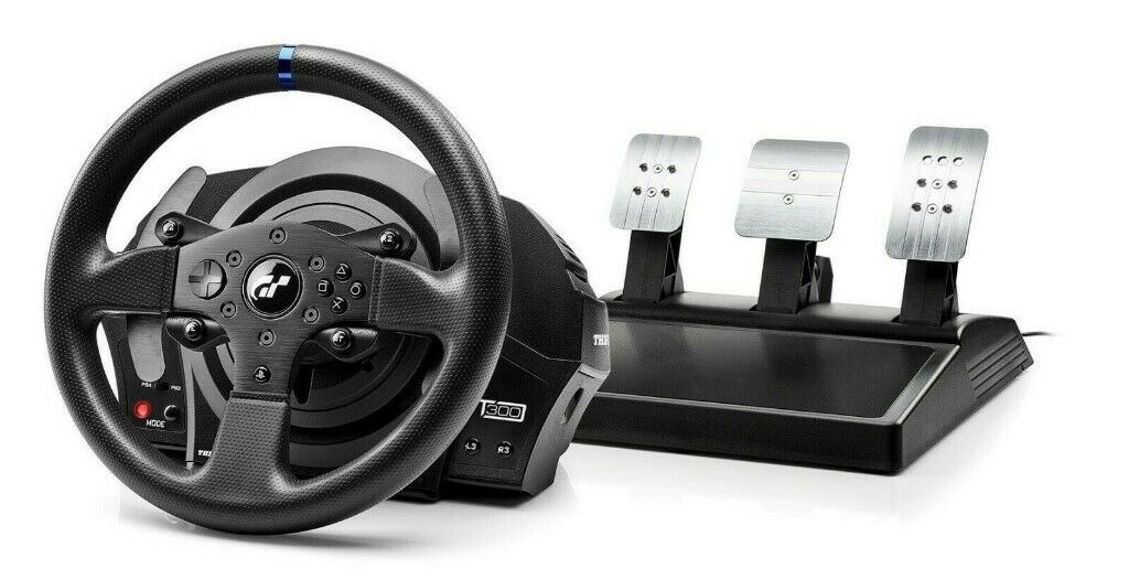 7b58ad2f594 Thrustmaster T300 RS GT Edition UK Version PC/PS4 , MINT , rrp ...