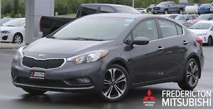 2014 Kia Forte EX! HEATED SEATS! SUNROOF! ONLY 28K!