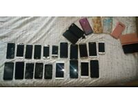 ***20 FAULTY MOBILE PHONES*** (SPARES&REPAIRS ONLY)