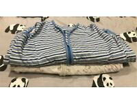 Slumbersac toddler sleeping bags with feet 100cm 24-26m