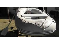 Wetline Inflatable 180cm stowable round tail tender