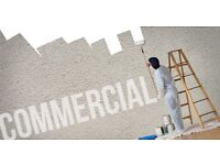 Domestic & Commercial painter from £15.00 per hour