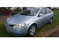 Nissan Primera 2004 Diesel (GOOD RUNNER)