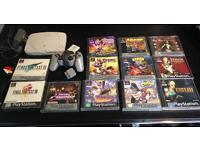 PS1 Collectible games bundle