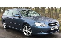Subaru Legacy 2.0 R Sport Tourer All Wheel Drive AWD **MARCH SALE PRICES REDUCED**