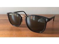 Ray Ban Bausch & Lomb black sunglasses