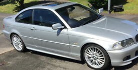 e46 bmw alloys / wheels and tires 18 5x120 staggard - will swop for 17 5x120 -