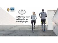 Urban Physio offering The Multi Cellular Treatment . Don't Suffer - Revolutionary Therapy