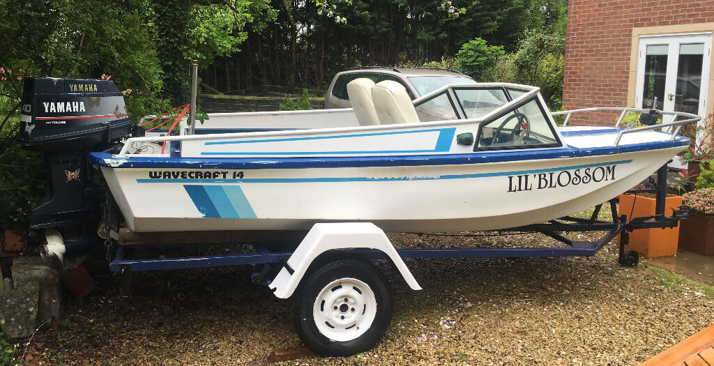 Sold 14ft Ski Fishing Boat For Sale In Bowerhill