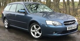 Subaru Legacy 2.0 R Sport Tourer All Wheel Drive AWD **FEBRUARY SALE ALL PRICES REDUCED**