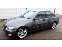 2001 Lexus IS300 3.0 4dr AUTO SALOON RARE CAR 1 OWNER CATD , Saloon (TZ AWESOME CARS)