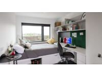STUDENT ROOMS TO RENT IN GLASGOW. STANDARD ENSUITE WITH PRIVATE BEDROOM AND PRIVATE BATHROOM