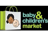 Baby and Childrens Market New Ash Green