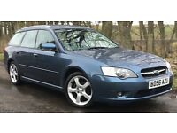 Subaru Legacy 2.0 R Sport Tourer All Wheel Drive AWD **FREE ROAD TAX + MARCH SALE SAVINGS**