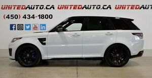2017 Land Rover Range Rover Sport SVR HEATED WINDSHEALD 22INCH S