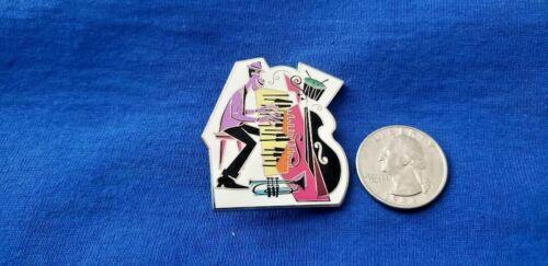 Disney Pin DS Joe at Piano from Soul 5 Pin Set LE 4450