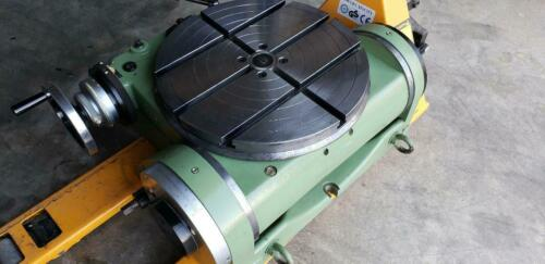 "Walter 20"" Tilting Rotary Table - Germany"