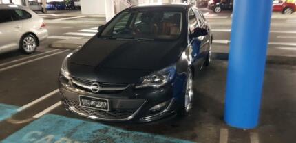 2013 Opel Astra Hatchback 1.6 Auto Secret Harbour Rockingham Area Preview