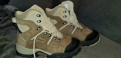 CABELAS Women's Hiking Snow Boots Dry Plus Thinsulate Ultra Suede Sz -