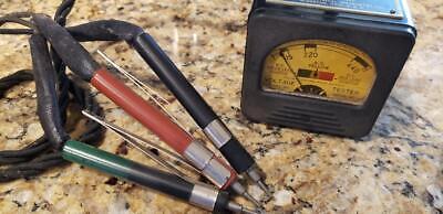 Triplett Model 337-avp Acdc Voltage Tester