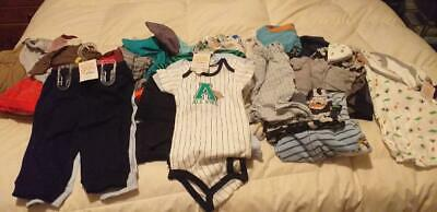 BRAND NEW BABY CLOTHES FOR BOY 9-12 MONTHS