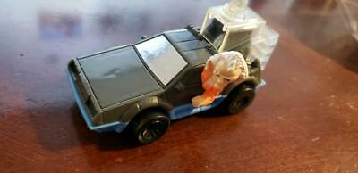 Back to the Future Doc's DeLorean Recalled 1991 McDonald's Toy NIP NEW Rare - Doc Back To The Future