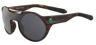 NEW Dragon Dead Ball Matte Tort Mens Round Mountaineering Sunglasses (Mountaineering Sunglasses)