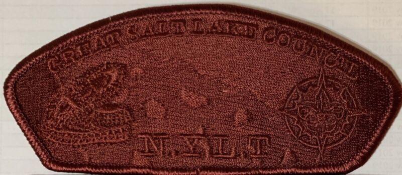 OA El-Ku-Ta Lodge 520 / Great Salt Lake 590 NYLT / Coup Trail Ghosted CSP