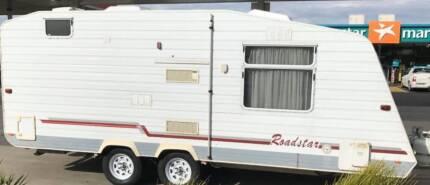 Perfect cheap 2002 Road Star Caravan