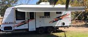 Caravan Atlantic Endeavour family van Golden Square Bendigo City Preview