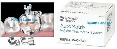 Dentsply Automatrix Dental Matrix Bands Refill Medium Thin 14 X 0.0015 Box72